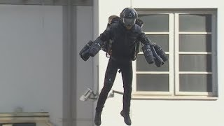 Jet suit on sale in London for $592K