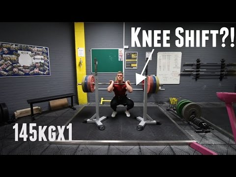 Dodgy Knees?... | Squat Every Day #21