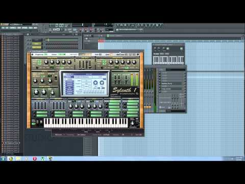 How to make a Trance Track in FL Studio | Tutorial - Part 1