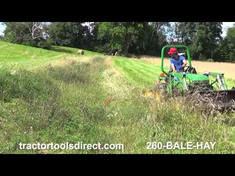 Double Action Sickle Bar Mower by Tractor Tools Direct