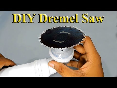 Diy dremel saw machine | homemade dremel saw machine | mini saw machine | stupid engineer