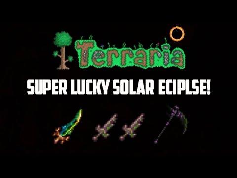 Lucky Solar eclipse! - Making the Terra Blade