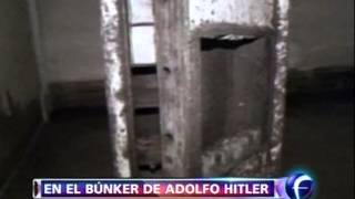 El bunker de Adolfo Hitler