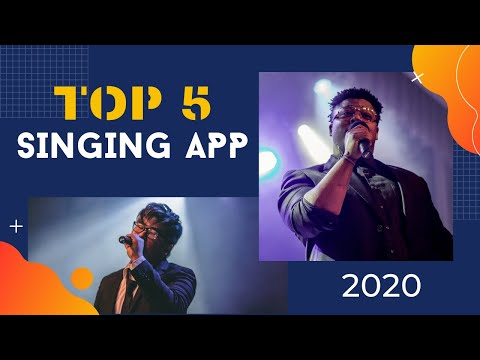 Top 5 Singing App for Hindi Karaoke Song | For Indian singers