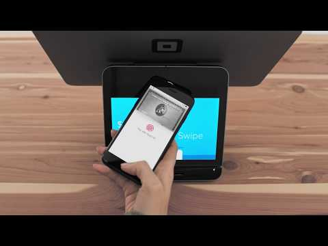 Taking Payments with Square Register