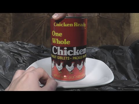 Whole Chicken in a Can | Ashens
