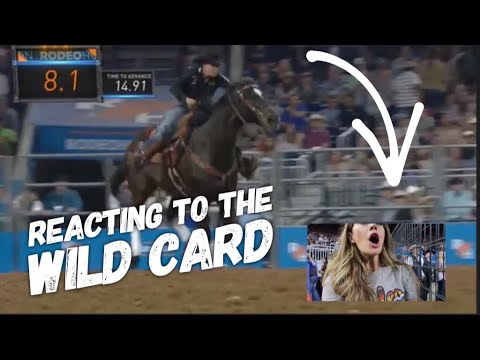 CRAZY WILD CARD ROUND AT RODEO HOUSTON
