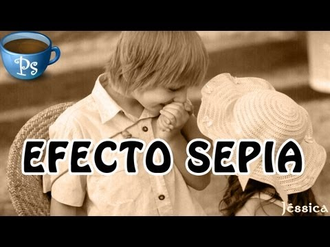 Tutorial Photoshop CS6: Efecto Sepia