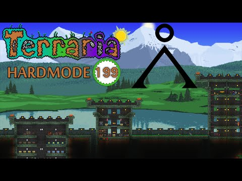 Terraria - LET'S BUILD A PYRAMID