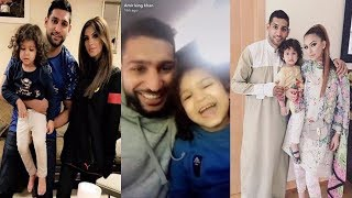 Amir Khan REUNITES with DAUGHTER and WIFE Following Divorce Drama with Faryal Makhdoom!