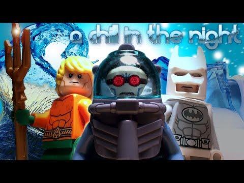 Lego Batman and Aquaman Movie Chill of the Night