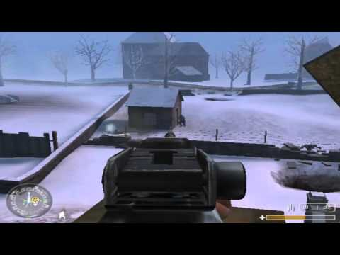 Call of Duty: United Offensive - American Campaign -  Mission 4