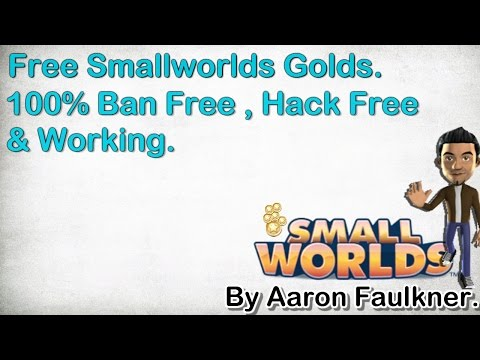 How To Get Free Smallworlds Gold | 100% Ban Free & Working | (Patched)