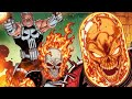 What Happened To Everyone Who Became Ghost Rider