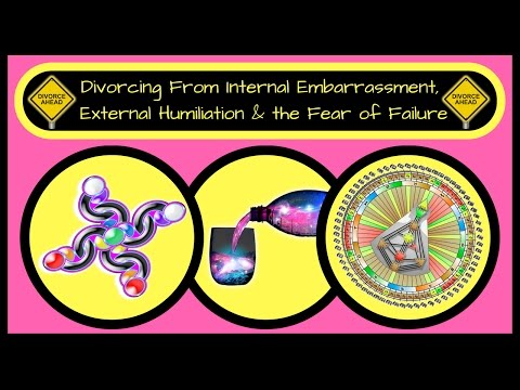 Divorcing From Internal Embarrassment, External Humiliation & the Fear of Failure