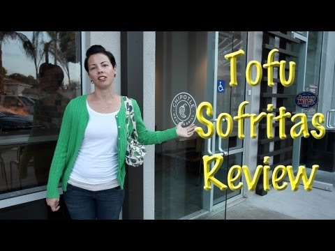 FotV: Review of Chipotle's Tofu Sofritas