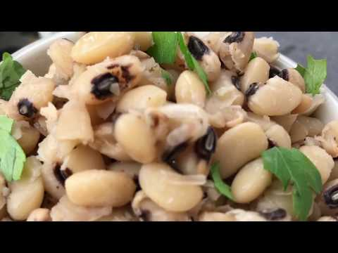 Black Eyed Peas - How to Make Traditional, Southern Black Eyed Peas