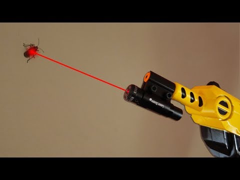 Does this laser sight work with a Bug-A-Salt? Test & Review