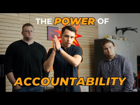 The Power of Accountability | GAME CHANGER