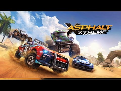 Asphalt Xtreme Eliminate Race, Predator X-18