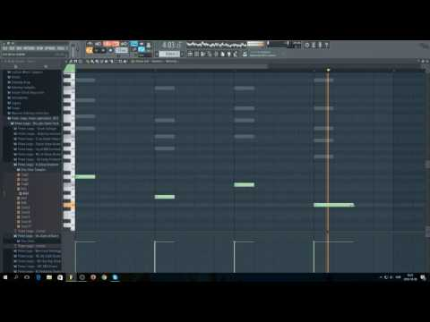 Making Funky Glitch Hop in FL Studio [October 21st]