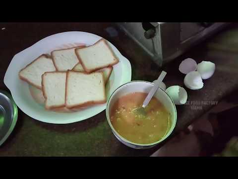 Bread Omelette Recipe ||  Homemade cooking