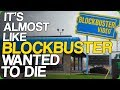 It39s Almost Like Blockbuster Wanted To Die