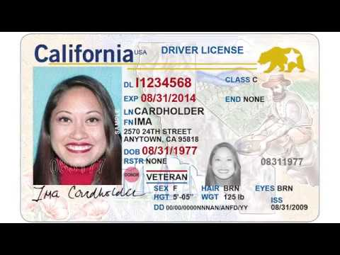 Online application for driver license and ID card is easy and quick