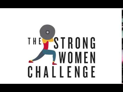 The Strong Women Challenge - Day 21