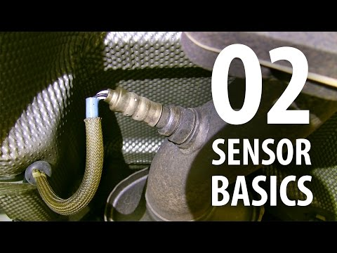 What/why/how: Downstream O2 sensors (and catalytic converters)