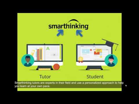 Smarthinking Student Video