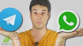 WHATSAPP e TELEGRAM: grandi NOVITÀ | TuttoAndroid