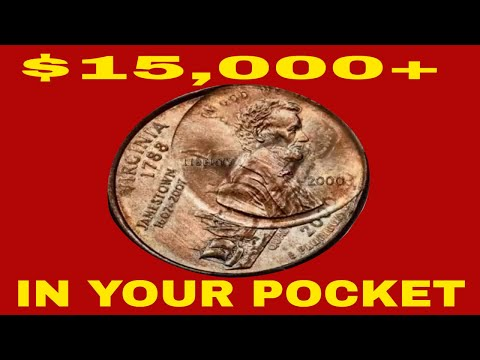 CHECK YOUR CHANGE FOR RARE COINS! RARE COINS WORTH HUGE MONEY!