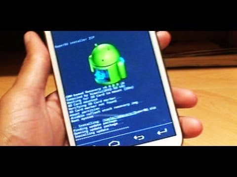 How to Root Samsung Galaxy Note 2 II Easily !!