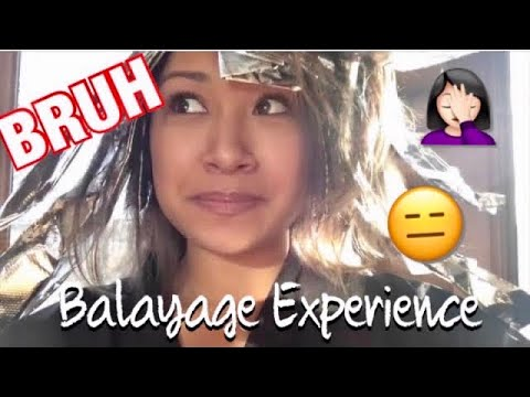 My Balayage Hair Experience   awkwardflowers_