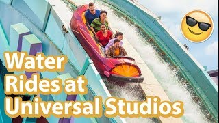 All the Water Rides at Universal Studio's Islands of Adventure   Ripsaw Falls   Bilge Rat Barges
