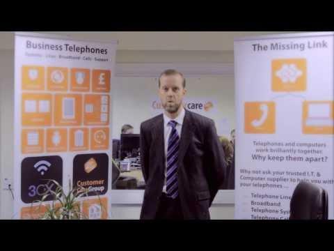 Customer Care Group - Corporate Video