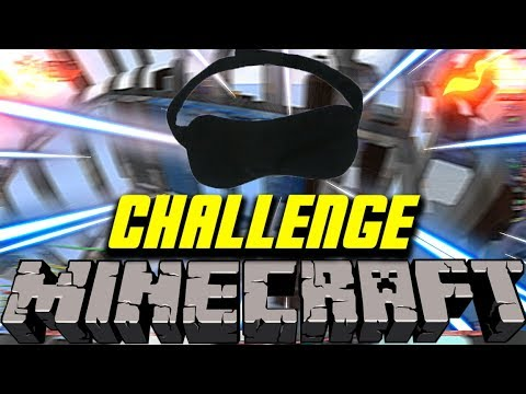 EVERY MINECRAFT CHALLENGE VIDEO (BLINDFOLD CHALLENGE!)