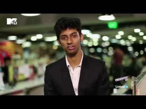 Watch how LinkedIn helped Armaan Yadav get his dream job at MTV