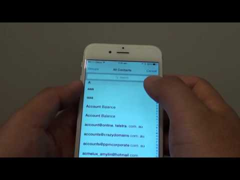 iPhone 6: How to Block a Call on Facetime