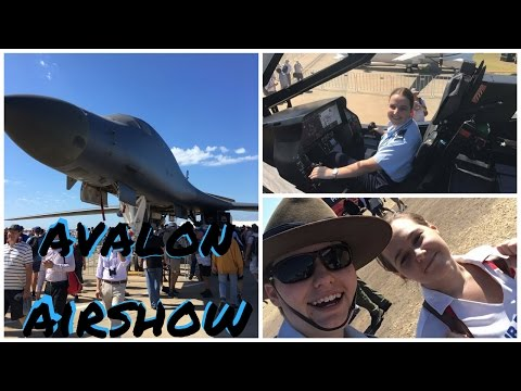 Avalon International Airshow 2017