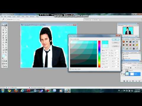 Removing background of any pic with Photoshop 7 100%.