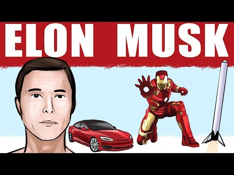 Elon Musk's Story: A Biography by Ashlee Vance