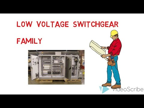 Electrical switch gear explanation  new simple