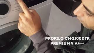 Download CMG100DTR PROFİLO ÇAMAŞIR MAKİNASI Video