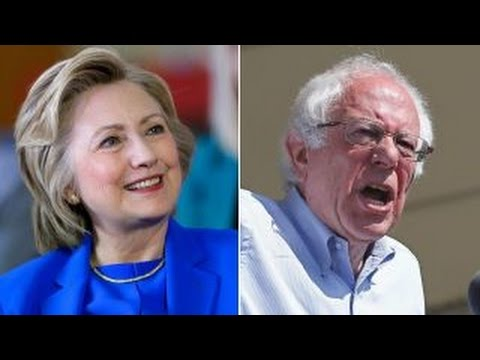 Sanders, Clinton gear up for Kentucky, Oregon primaries