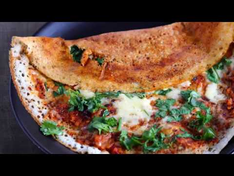 Ulli karam Dosa Recipe/Onion Chutney Dosa with Cheese-ఉల్లి కారం దోశ