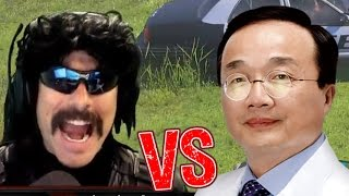 Dr Disrespect vs Chinese Player and RAGES in H1Z1 (FUNNY) ♦Best of DrDisrespectLive♦