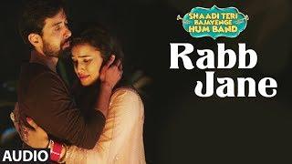 Rabb Jane Full Audio Song | SHAADI TERI BAJAYENGE HUM BAND | Sonu Nigam