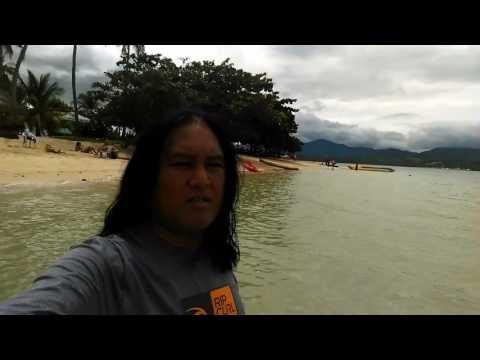 Cowrie island, Honda Bay Palawan